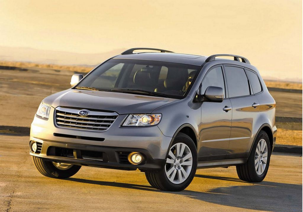 2008 Subaru Tribeca Pictures Photos Gallery Motorauthority