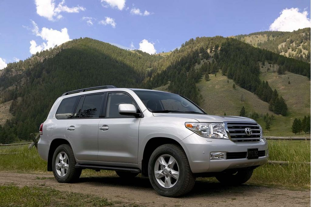 2008 toyota land cruiser pictures photos gallery. Black Bedroom Furniture Sets. Home Design Ideas