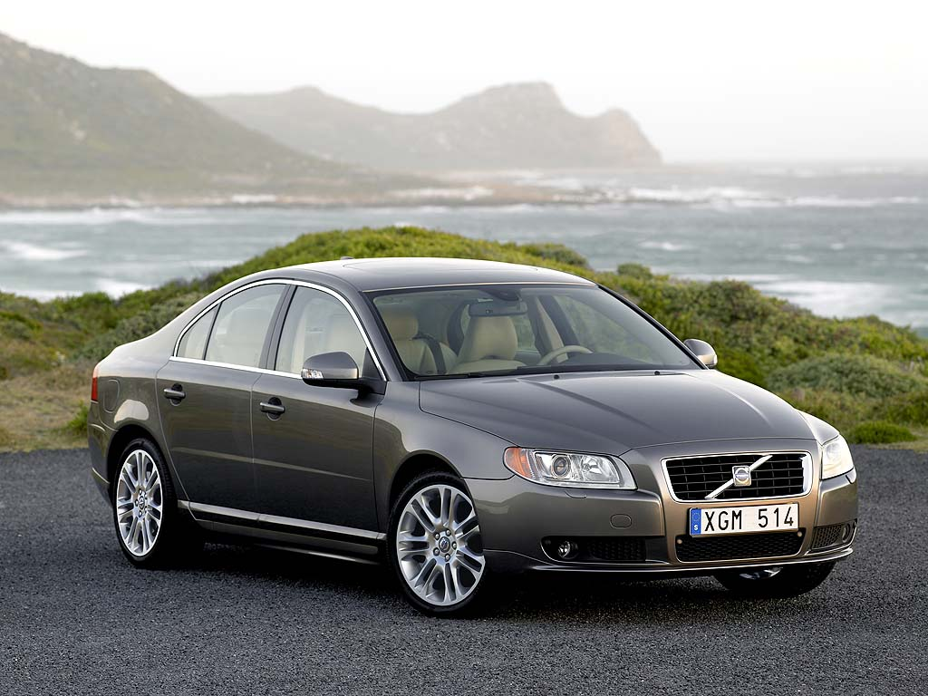 2008 Volvo S80 Review Ratings Specs Prices And Photos