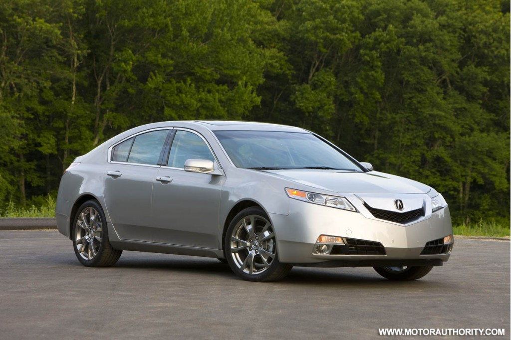 update 2009 acura tl priced from 34 955. Black Bedroom Furniture Sets. Home Design Ideas
