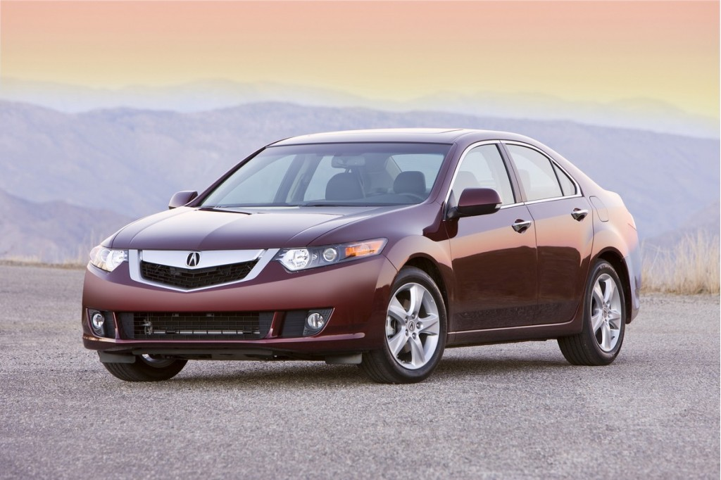 early look at next generation honda accord euro acura tsx. Black Bedroom Furniture Sets. Home Design Ideas