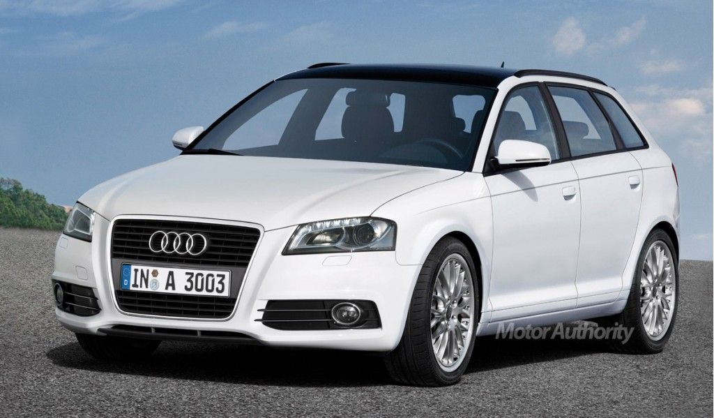 Preview: 2009 Audi A3 Facelift And Sportback