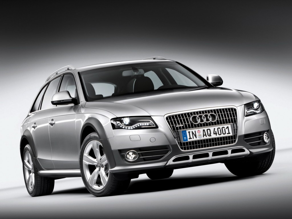 driven audi a4 allroad. Black Bedroom Furniture Sets. Home Design Ideas