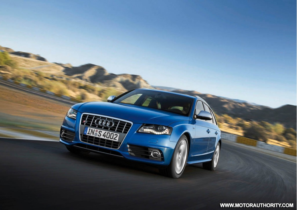 audi reveals european pricing for new s4 and s4 avant. Black Bedroom Furniture Sets. Home Design Ideas