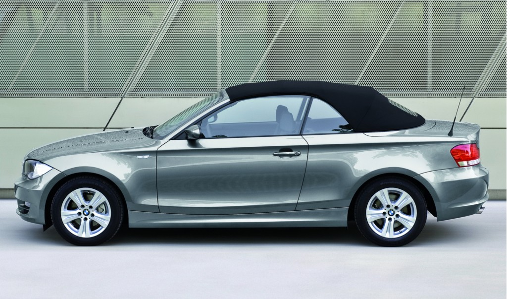 Sports Car 2009 Bmw 135i Convertible Pictures