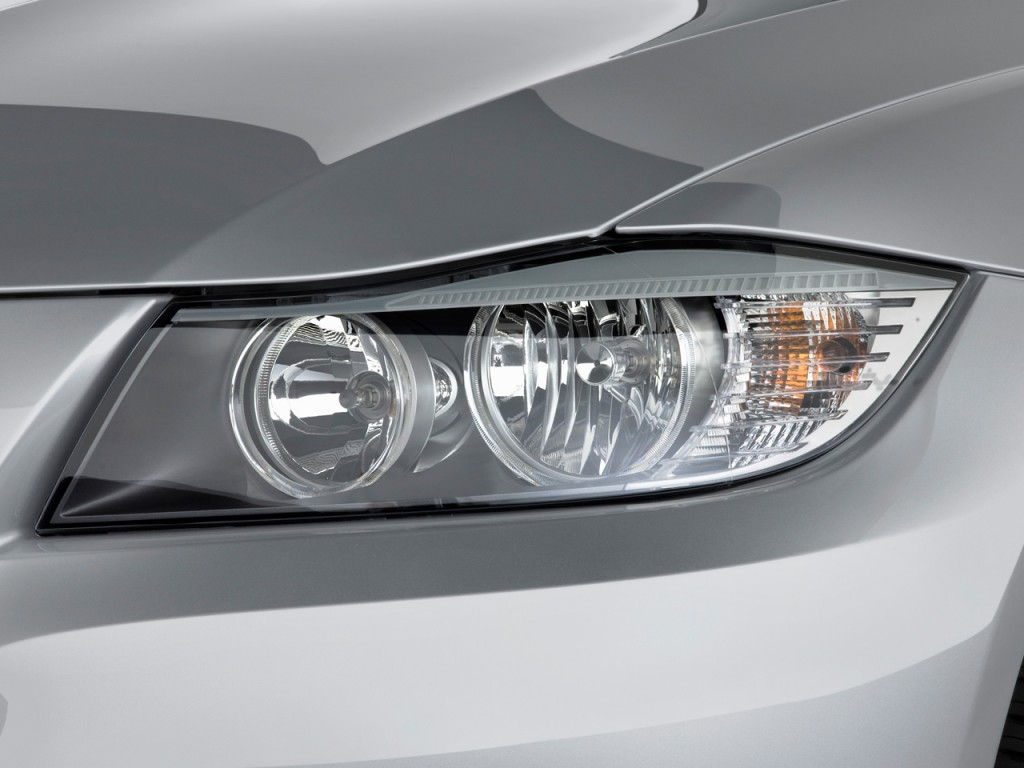 Image 2009 Bmw 3 Series 4 Door Sedan 328i Rwd Headlight Size 1024 X 768 Type Gif Posted On