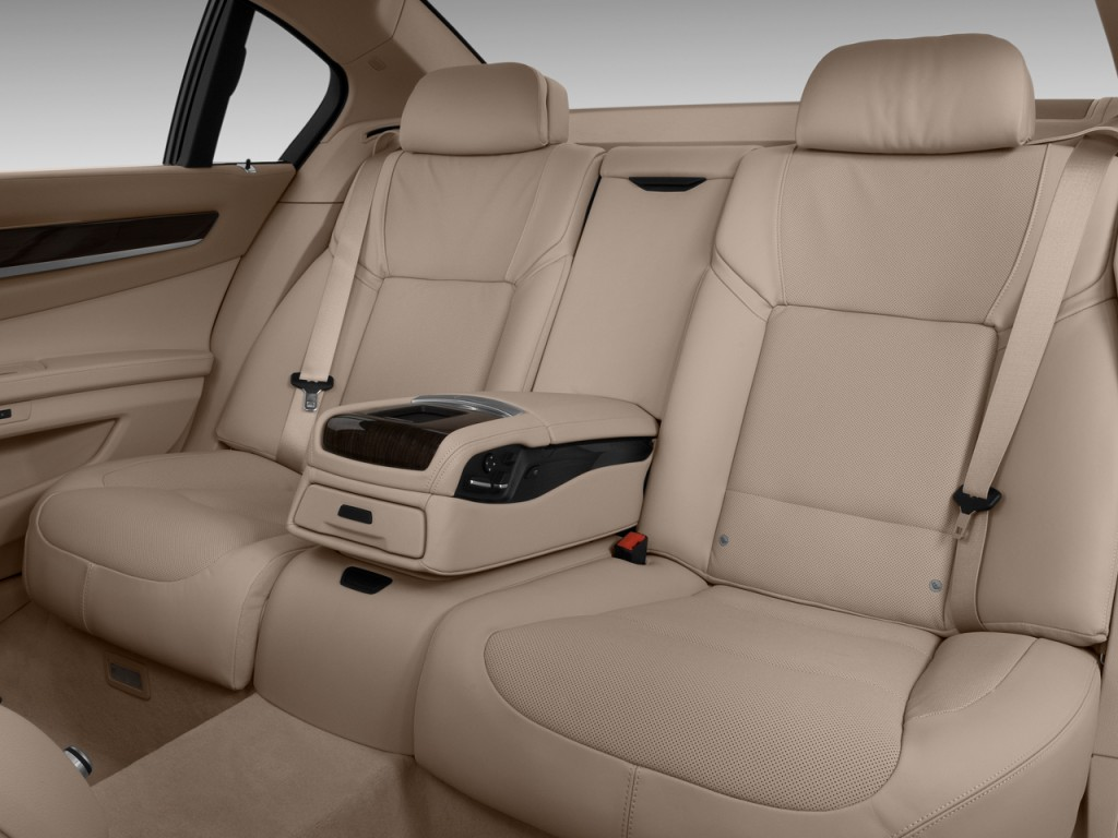 Image 2009 Bmw 7 Series 4 Door Sedan 750li Rear Seats Size 1024 X 768 Type Gif Posted On