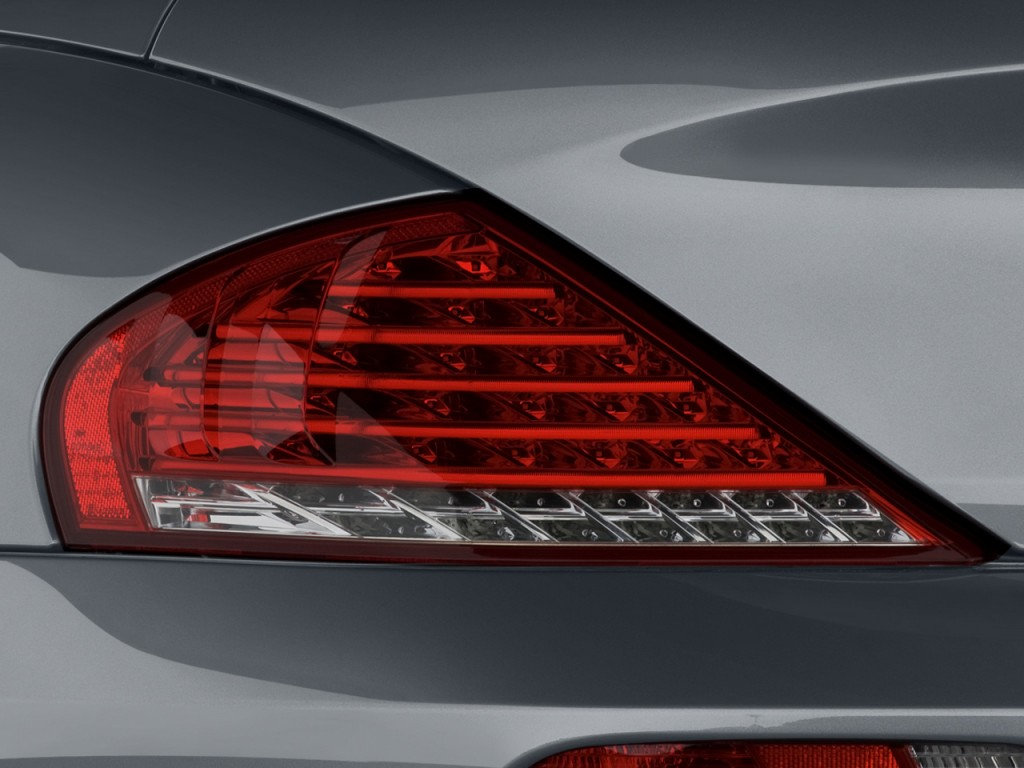 Image 2009 Bmw M6 2 Door Convertible Tail Light Size