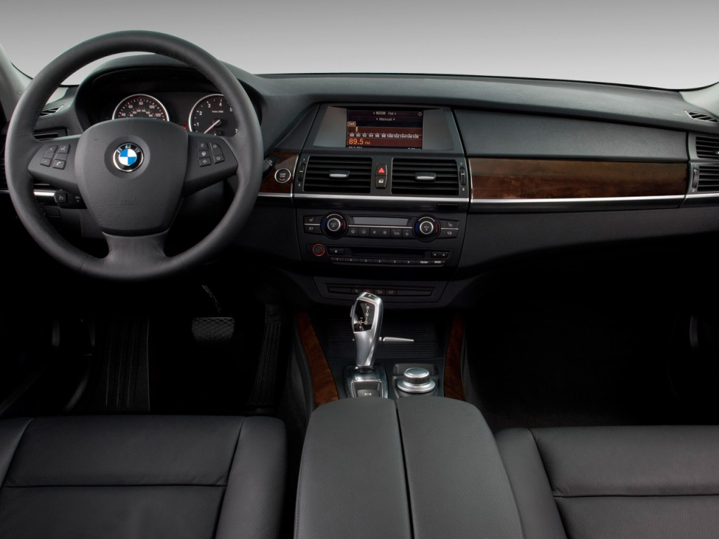 Image: 2009 BMW X5-Series AWD 4-door 30i Dashboard, size ...