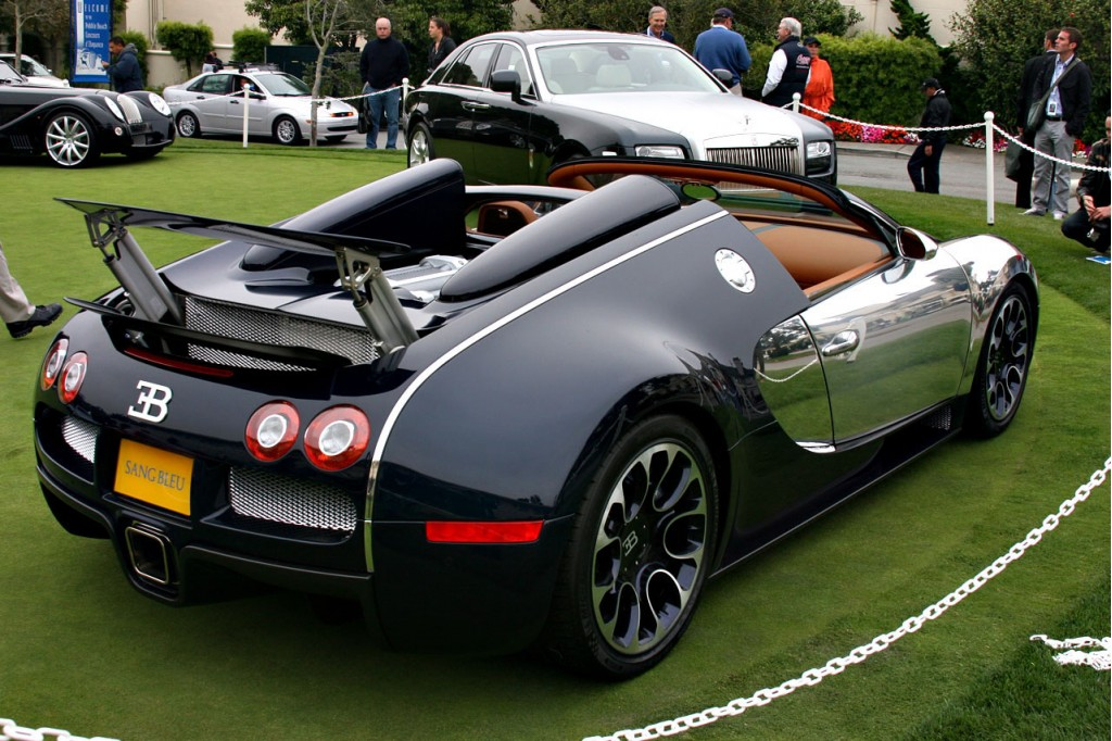 thief that stole bugatti veyron grand sport gets 522 000 tax bill. Black Bedroom Furniture Sets. Home Design Ideas