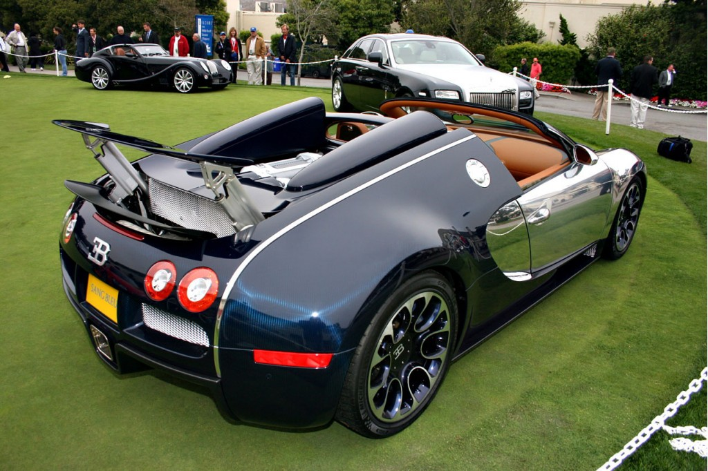 2011 bugatti veyron 16 4 grand sport blue cars review and wallpapers with prices. Black Bedroom Furniture Sets. Home Design Ideas
