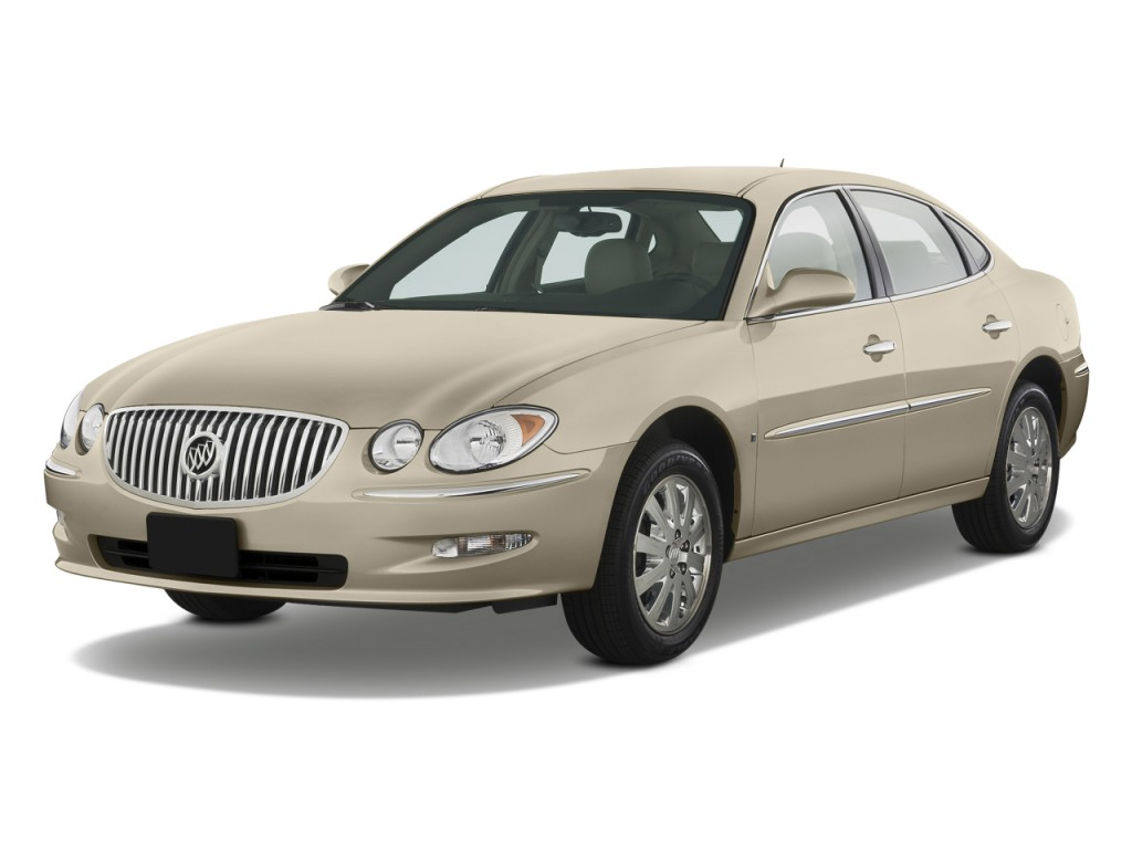 2009 Buick Lacrosse Pictures Photos Gallery Motorauthority