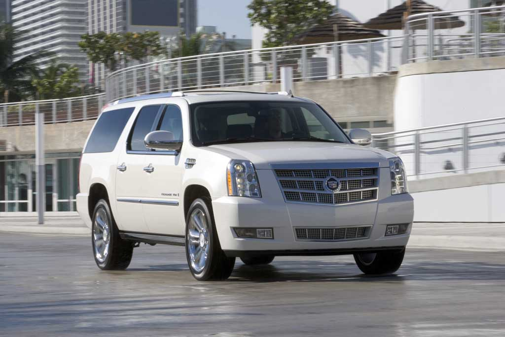 2009 cadillac escalade pictures photos gallery motorauthority. Black Bedroom Furniture Sets. Home Design Ideas