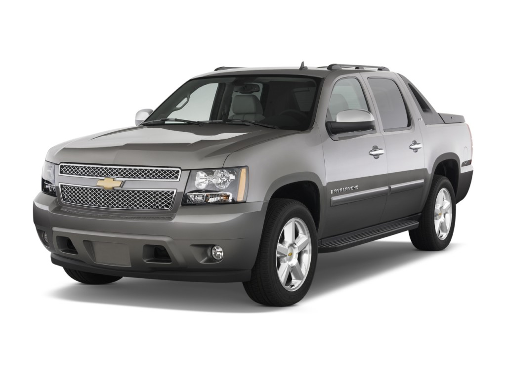 2009 chevrolet avalanche chevy pictures photos gallery motorauthority. Black Bedroom Furniture Sets. Home Design Ideas