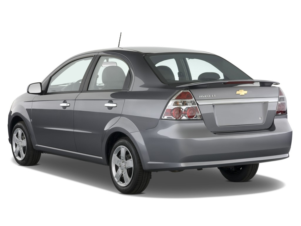 2009 chevrolet aveo chevy pictures photos gallery motorauthority. Black Bedroom Furniture Sets. Home Design Ideas