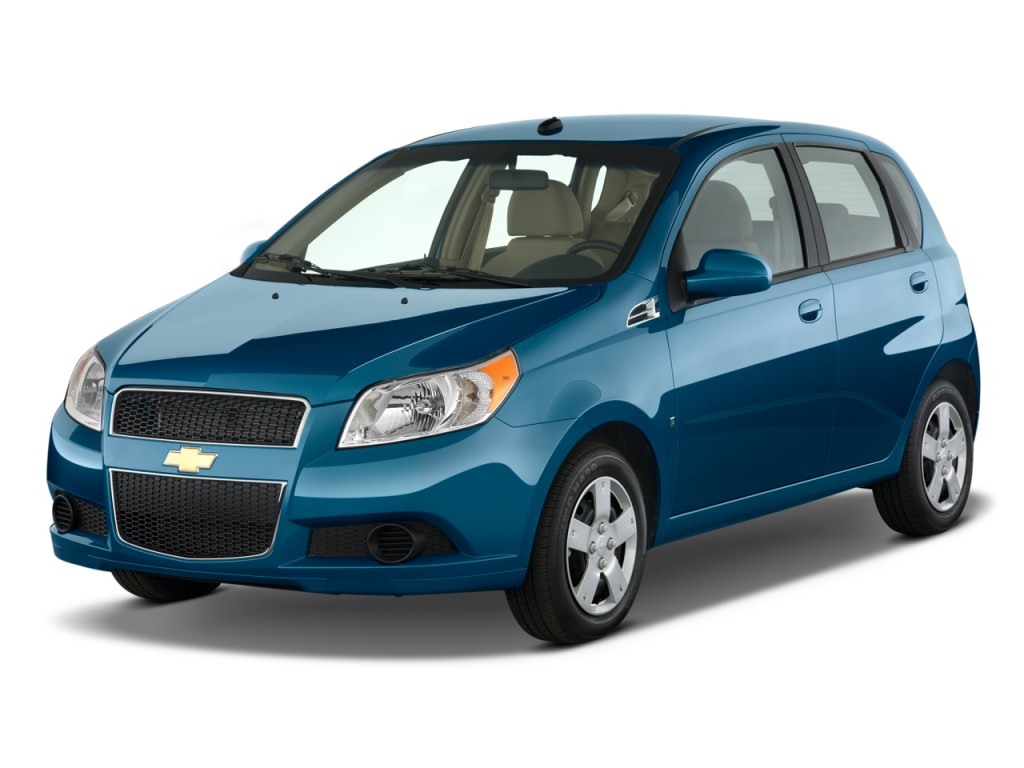 2009 chevrolet aveo chevy pictures photos gallery green car reports. Black Bedroom Furniture Sets. Home Design Ideas