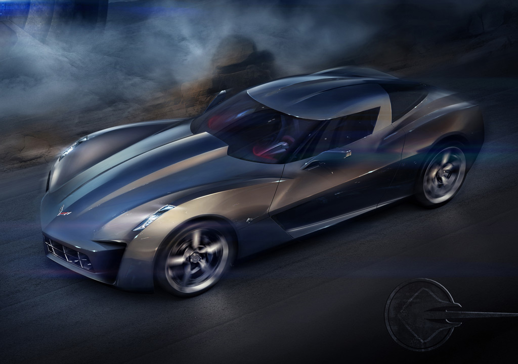 2015 Corvette Z06 Wallpaper