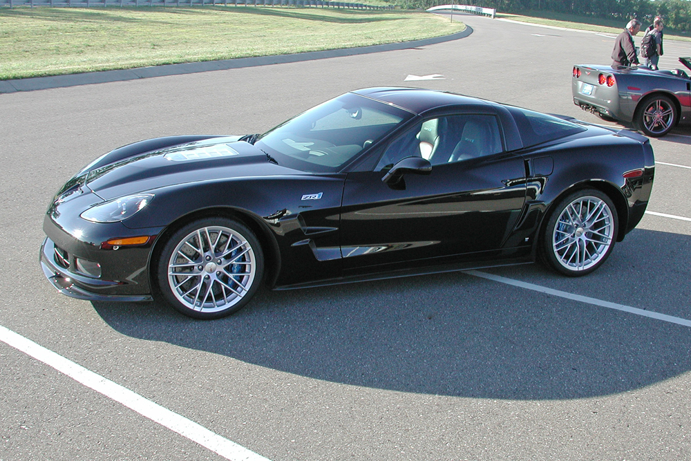 2009 Chevrolet Corvette Zr1 First Drive