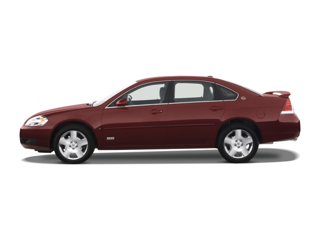 2009 Chevrolet Impala Chevy Pictures Photos Gallery