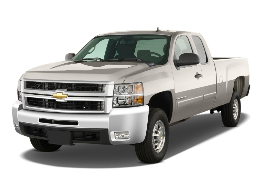 2009 chevrolet silverado 2500hd chevy pictures photos gallery the car connection. Black Bedroom Furniture Sets. Home Design Ideas
