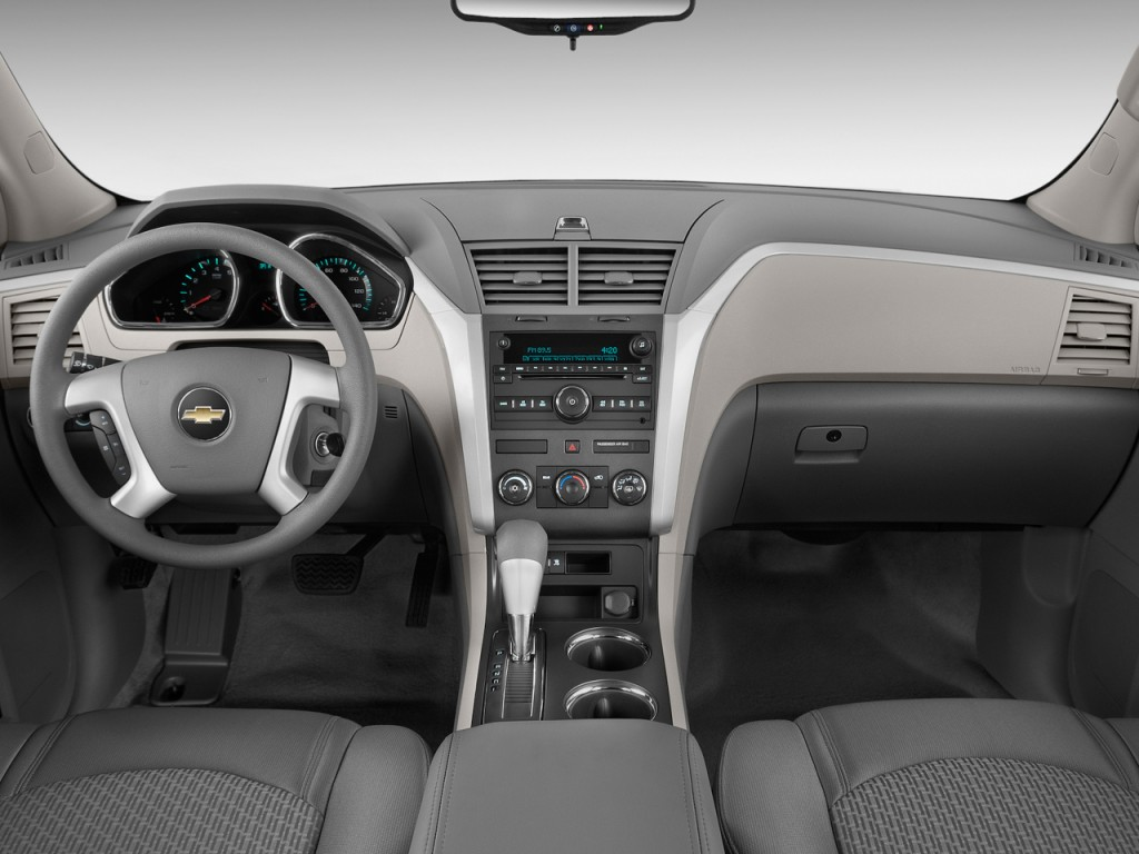 Chevrolet Traverse Fwd Door Ls Dashboard L on 2011 Lincoln Ls For Sale