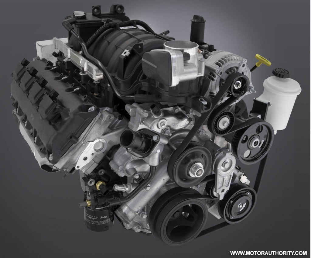 Dodge reveals powertrain lineup for 2009 ram Dodge ram motors