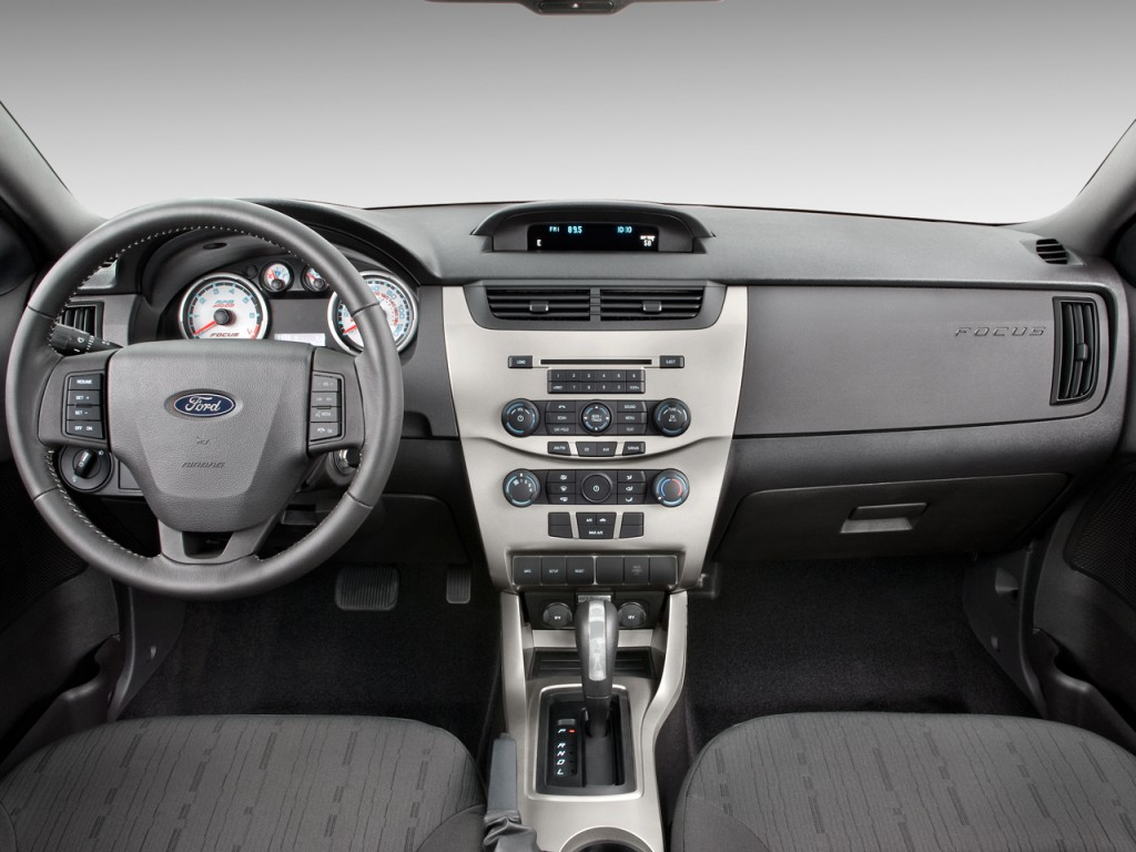 Image 2009 Ford Focus 2 Door Coupe Se Dashboard Size