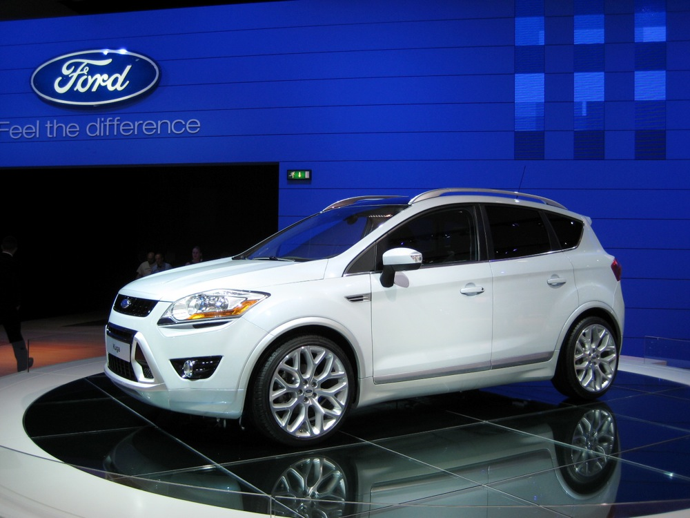 ford planning lincoln and mercury versions of kuga crossover. Black Bedroom Furniture Sets. Home Design Ideas