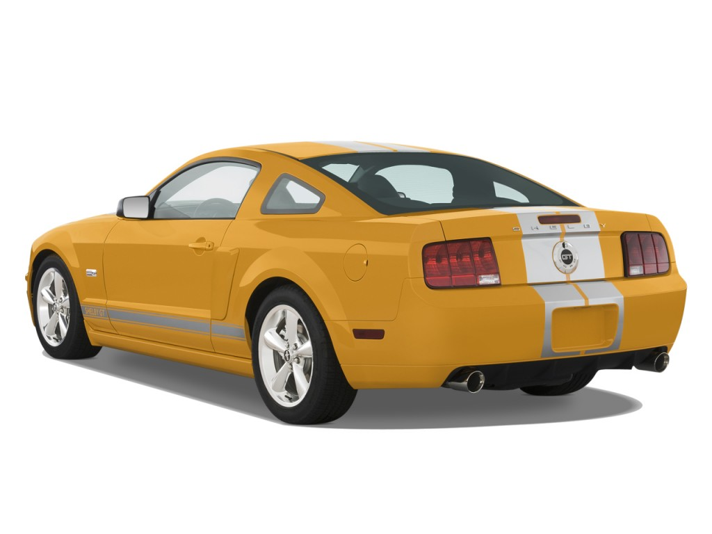 image 2009 ford mustang 2 door coupe shelby gt500 angular rear exterior view size 1024 x 768. Black Bedroom Furniture Sets. Home Design Ideas