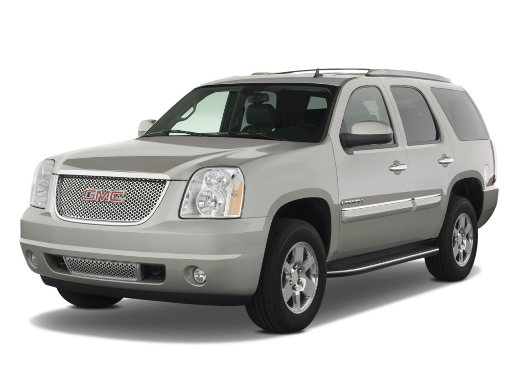2009 gmc yukon denali pictures photos gallery motorauthority. Black Bedroom Furniture Sets. Home Design Ideas