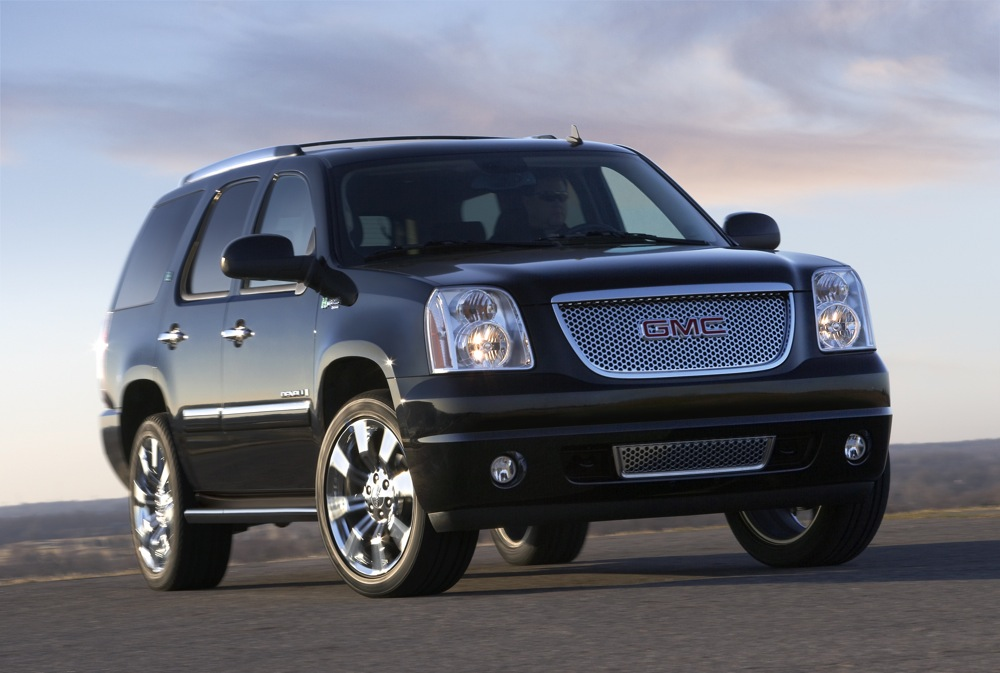 2009 GMC Yukon Denali - Photo Gallery