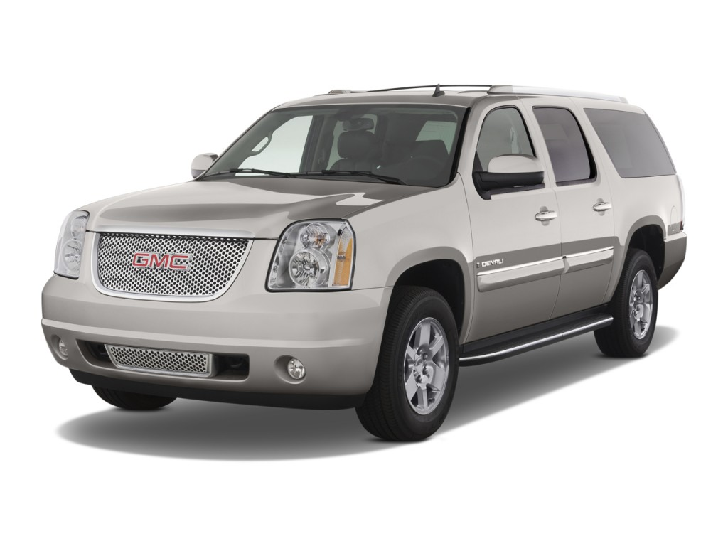 2009 gmc yukon xl denali pictures photos gallery motorauthority. Black Bedroom Furniture Sets. Home Design Ideas