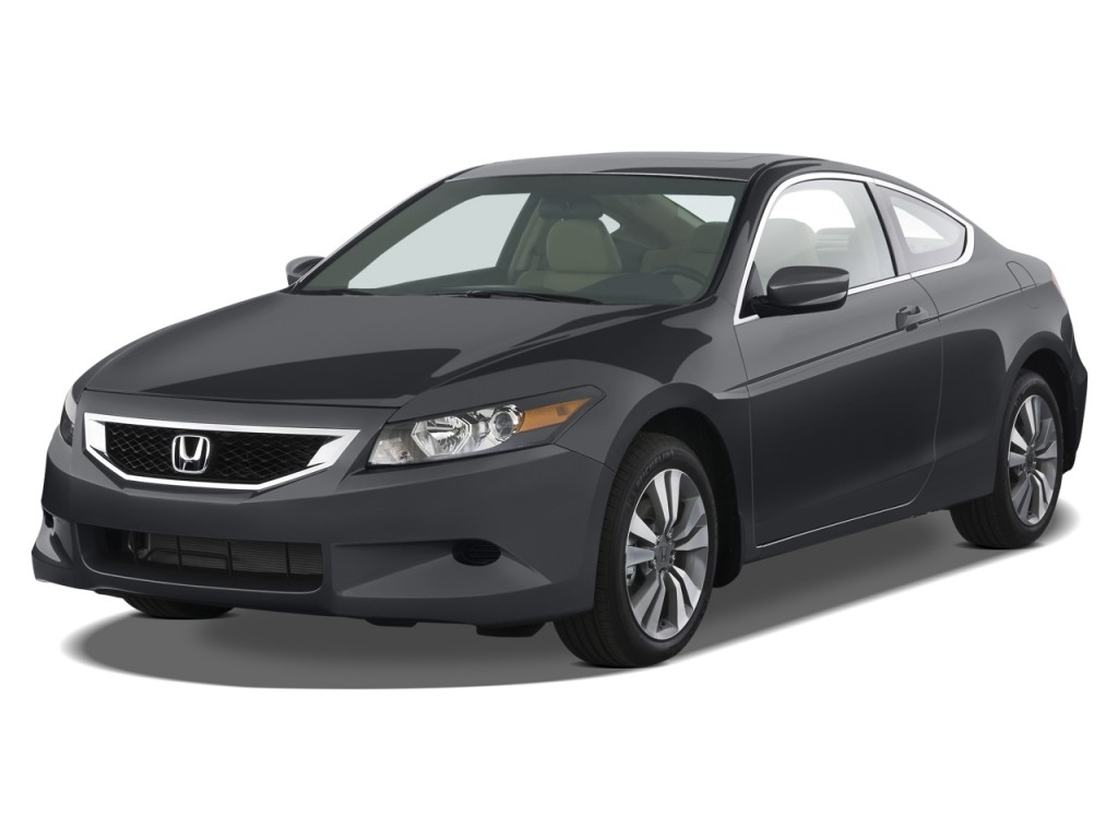 Image 2009 Honda Accord Coupe 2 Door I4 Auto Ex L Angular Front Exterior View Size 1024 X 768