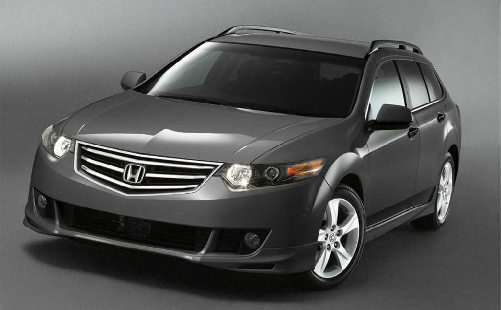 Acura Announces 2011 Tsx Sport Wagon To Arrive In Fall 2010