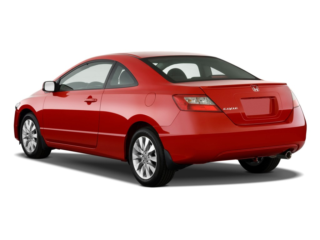 2009 Honda Civic Coupe Pictures Photos Gallery