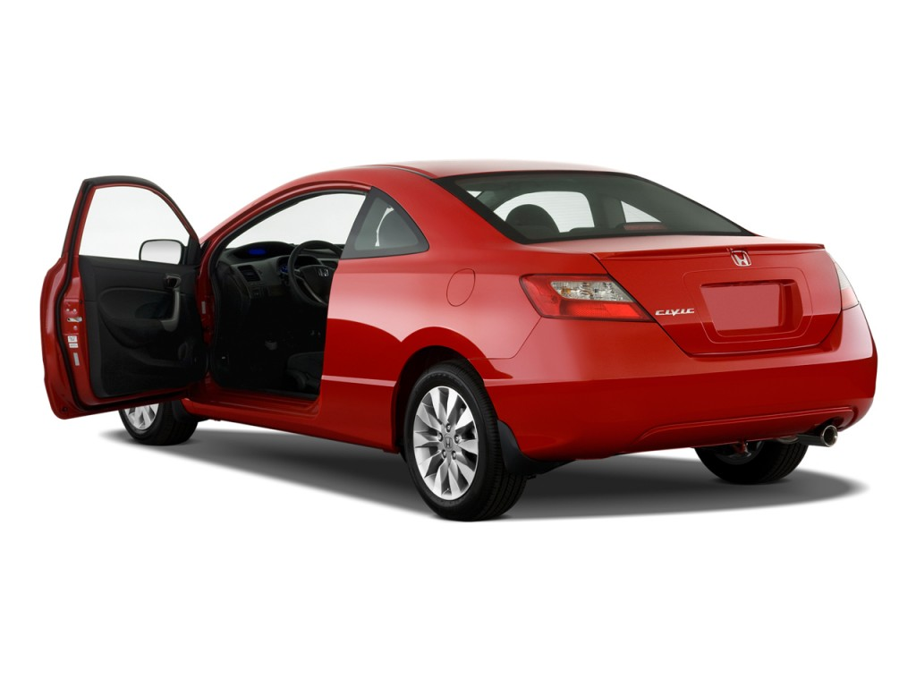 2009 honda civic coupe pictures photos gallery green car. Black Bedroom Furniture Sets. Home Design Ideas