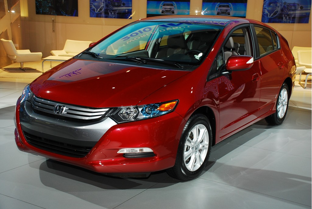 2009 Honda Insight Pictures/Photos Gallery - Green Car Reports
