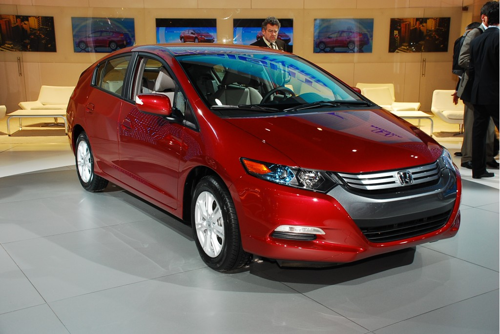 2009 honda insight pictures photos gallery the car. Black Bedroom Furniture Sets. Home Design Ideas