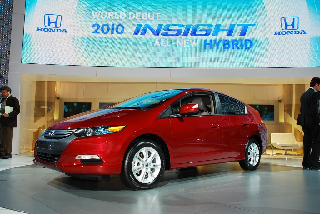 2009 Honda Insight Hybrid Live 11