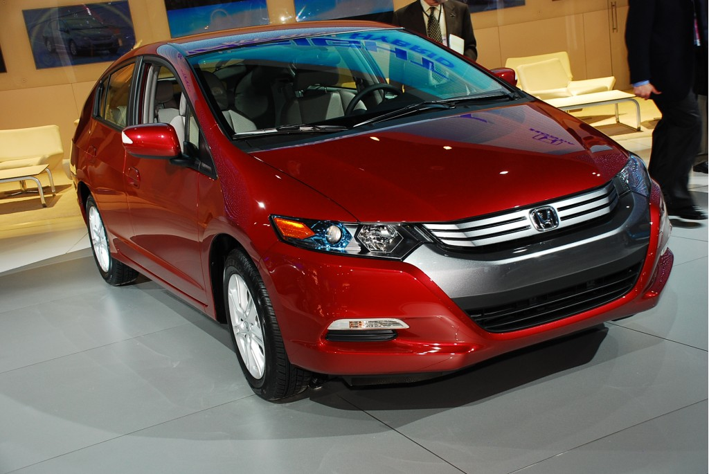 2009 Honda Insight Pictures Photos Gallery The Car