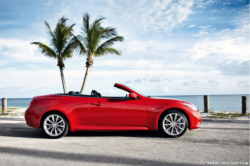 infiniti g37 convertible by - photo #34