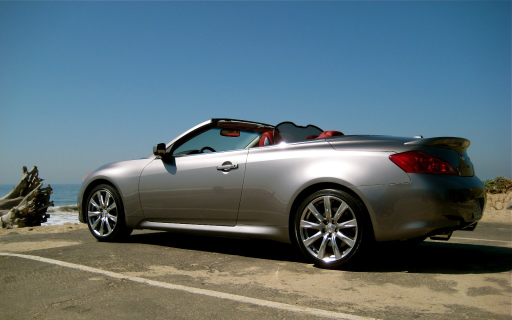 infiniti g37 convertible by - photo #6