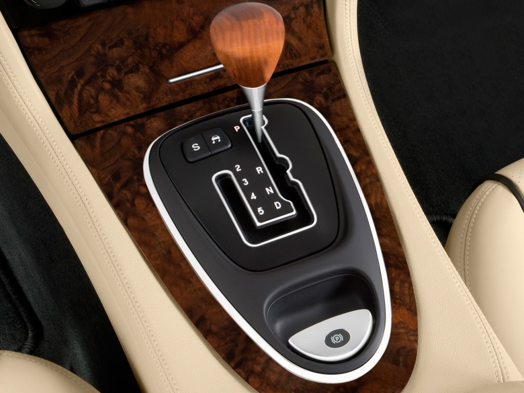 Image 2009 Jaguar Xj 4 Door Sedan Xj8 Gear Shift Size