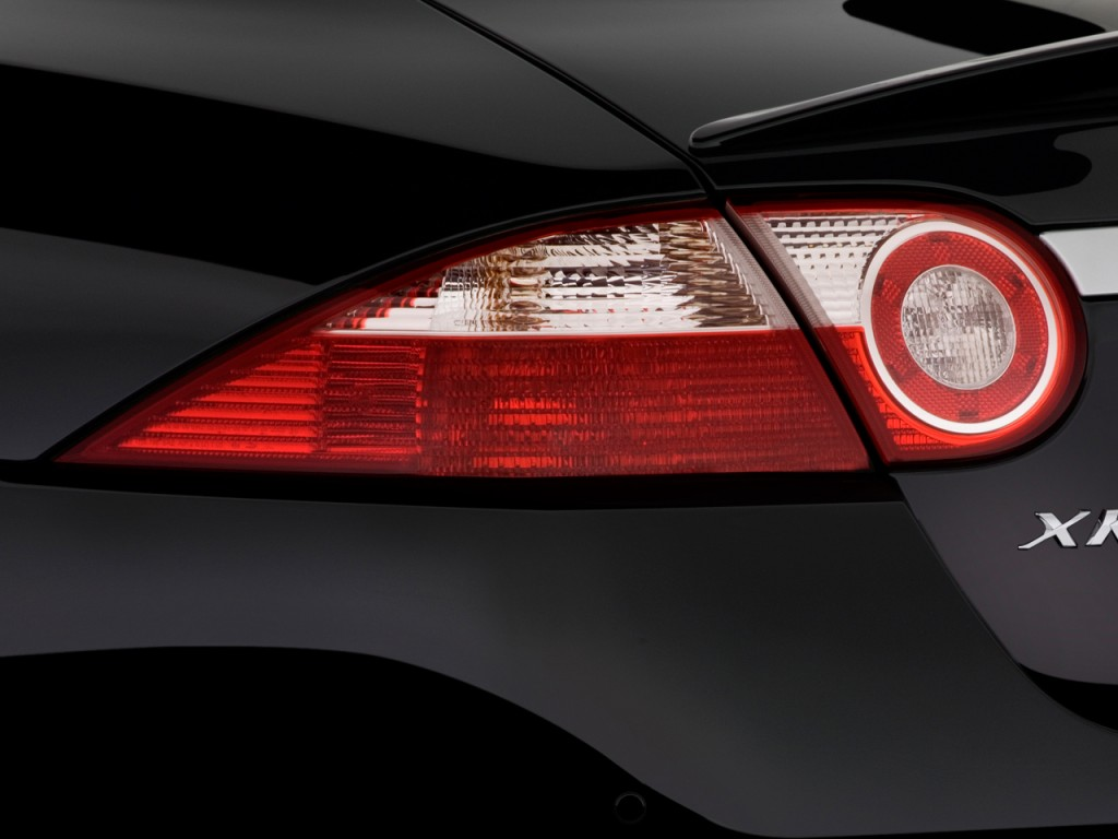 Image: 2009 Jaguar XK 2-door Coupe XKR Tail Light, size: 1024 x 768, type: gif, posted on ...