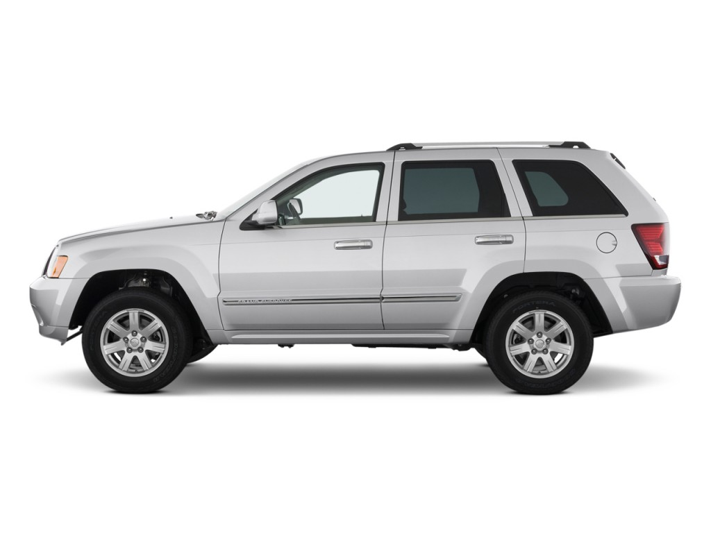 2009 jeep grand cherokee pictures photos gallery motorauthority. Black Bedroom Furniture Sets. Home Design Ideas