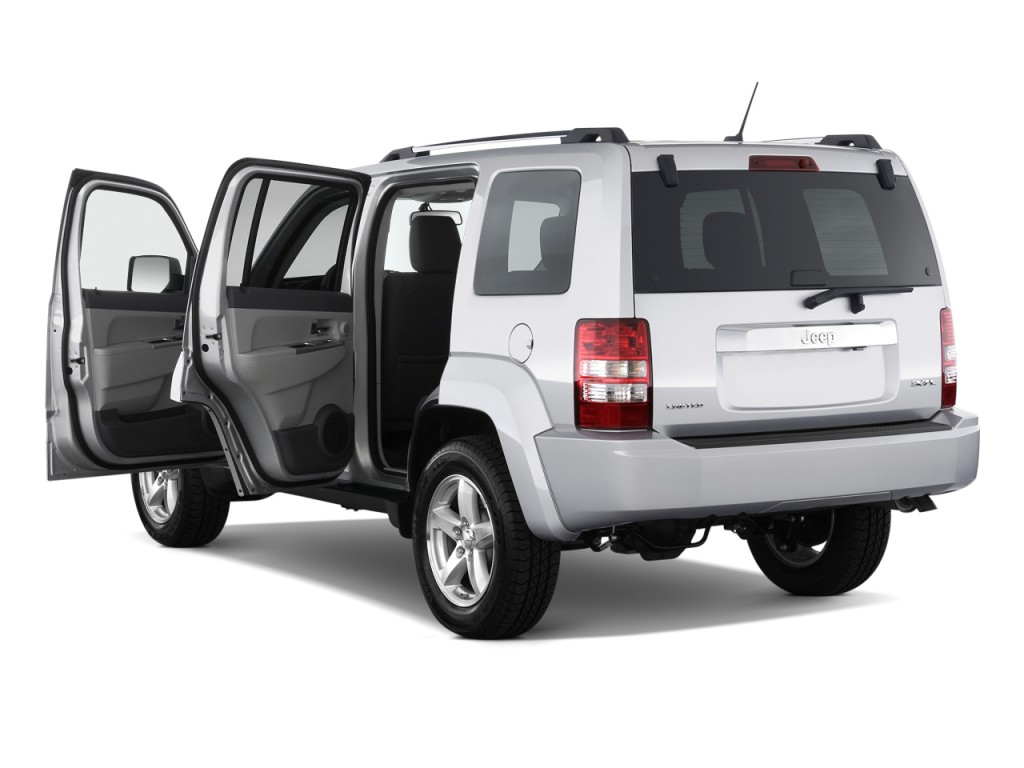 2009 jeep liberty rwd 4 door limited open doors. Black Bedroom Furniture Sets. Home Design Ideas