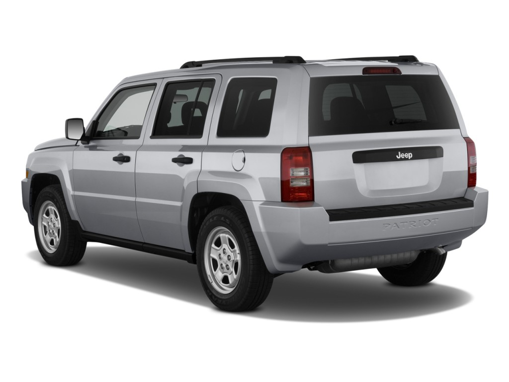 2009 jeep patriot pictures photos gallery motorauthority. Black Bedroom Furniture Sets. Home Design Ideas