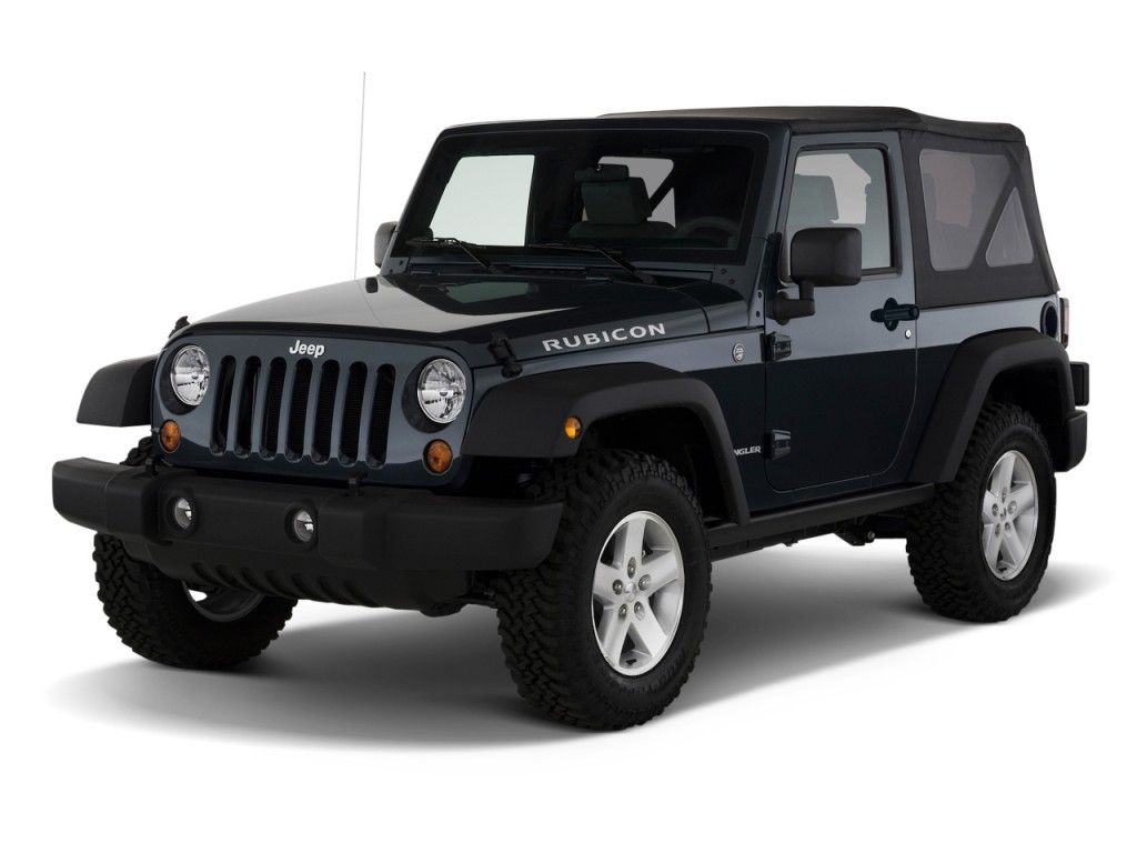 image 2009 jeep wrangler 4wd 2 door rubicon angular front. Black Bedroom Furniture Sets. Home Design Ideas