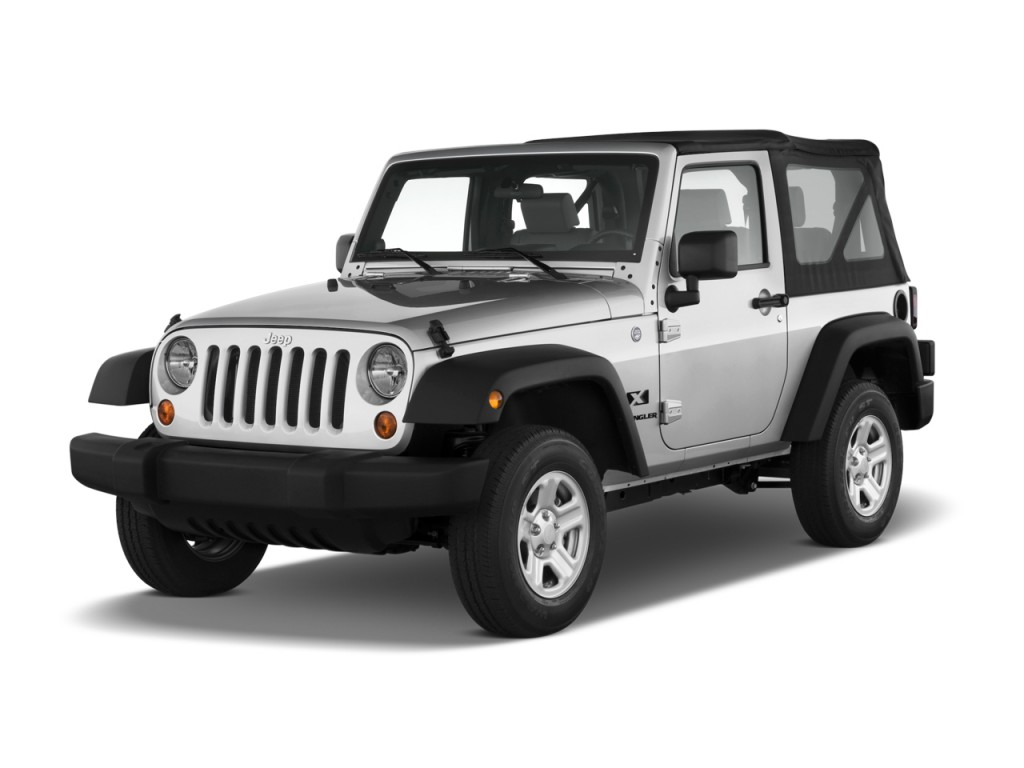 2009 Jeep Wrangler Pictures Photos Gallery Motorauthority
