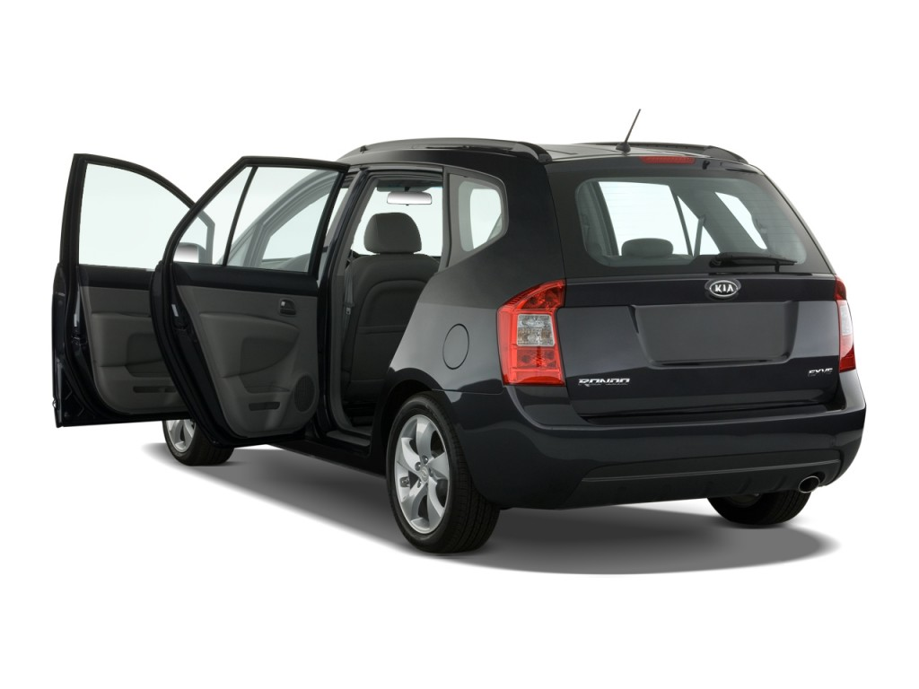 2009 Kia Rondo Pictures/Photos Gallery - MotorAuthority